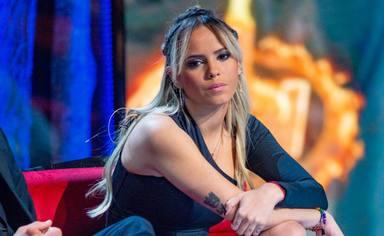 Gloria Camila, complicada situación en 'Supervivientes'