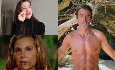 Ivana Icardi y Adara, desoladas tras esta confesión de Hugo Sierra sobre el amor