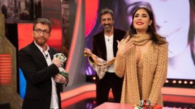 """Indignación con Pablo Motos por los feos comentarios hacia Pilar Rubio en 'El Hormiguero': """"Es indefendible"""""""