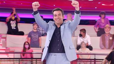 """Arturo Valls se salta las normas de 'Ahora Caigo' y desvela una pista secreta: """"No lo he hecho nunca"""""""