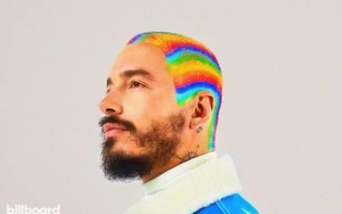 J Balvin estrena su nuevo y esperado disco 'Colores'