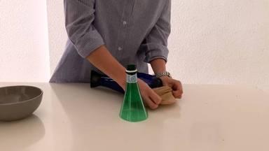 Aprende a hacer una aspiradora de mano con un secador en tres sencillos pasos