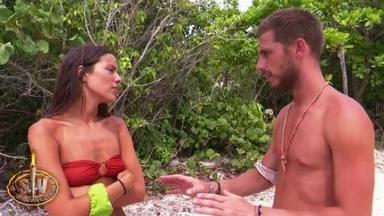 La tremenda discusión de Tom y Melyssa que termina con una sorprendente declaración de intenciones
