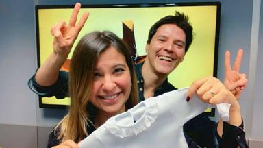 ¡Sofía ya está aquí! Andrea Caña ya es mamá de su primera hija