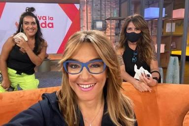Toñi Moreno vuelve a decir adiós a Viva la Vida con una dura reflexión sobre la televisión