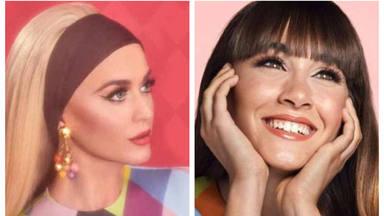 Aitana y Katy Perry