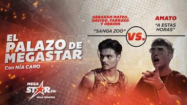 Abraham Mateo se vuelve invencible con su 'Sanga Zoo' en El Palazo de MegaStar y va a por su segunda semana