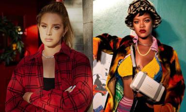 De Lana del Rey a Rihanna: artista que dijeron adiós a las redes sociales por diferentes necesidades