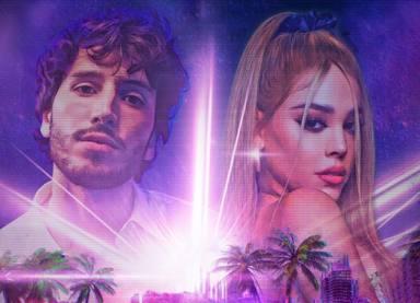 Ya puedes disfrutar de 'No bailes sola', la colaboración más esperada entre Sebastián Yatra y Danna Paola