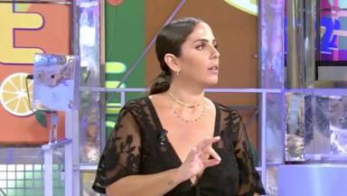 La metedura de pata de Anabel Pantoja que podría poner en riesgo su continuidad en 'Sálvame'