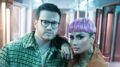 "Demi Lovato y Sam Fischer presentan el nuevo single What Other People Say"""