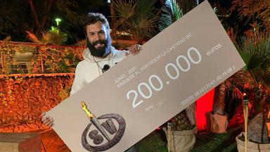 Así es Jorge, el flamante nuevo ganador de 'Supervivientes 2020'