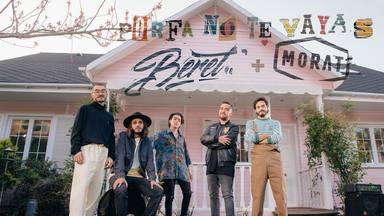 """Beret presenta su nuevo single """"Porfa No Te Vayas"""" junto con la banda colombiana Morat"""