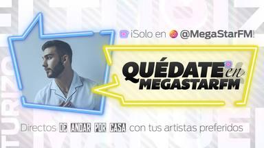#QuédateEnMegaStarFM: Manuel Turizo nos confiesa su mayor sueño