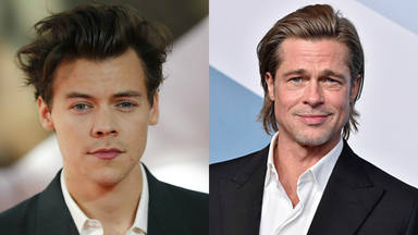 Harry Styles y Brad Pitt protagonizarán una película juntos