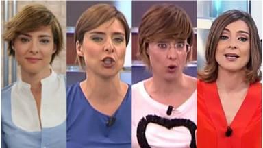 Los 20 años de televisión de Sandra Barnela, la polémica presentadora de La isla de las tentaciones