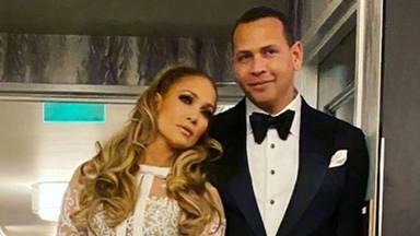 Jennifer López y su pareja