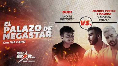Nuevo giro en el Palazo de MegaStar: Dudi bate a su rival y se corona como el nuevo campeón
