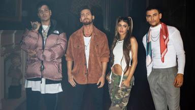 "Especial remix del dúo argentino MYA ""02:50"" junto con Tini y Duki"