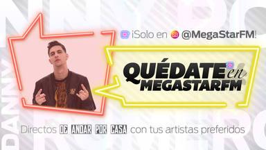 #QuédateEnMegastarFM: Danny Romero nos cuenta su plan preferido en esta cuarentena