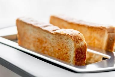 Tutorial | Aprende a fundir el queso mientras se hace la tostada con este sencillo truco