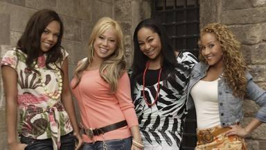 The Cheetah Girls es la primera película original musical de Disney Channel.