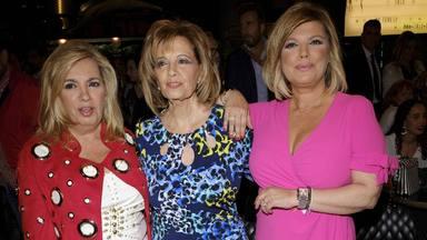 Así han sido las guerras secretas de las Campos con Emma García, Ana Rosa Quintana o Jorge Javier Vázquez