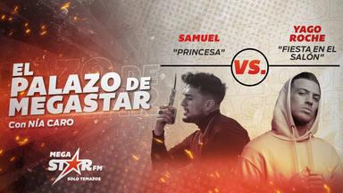 Samuel y su 'Princesa' arrasan y le quitan el trono de El Palazo de MegaStar a Maluma