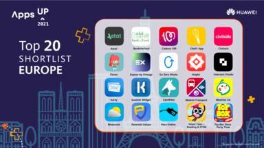 CADENA 100, elegida por Huawei entre las 20 mejores apps de Europa