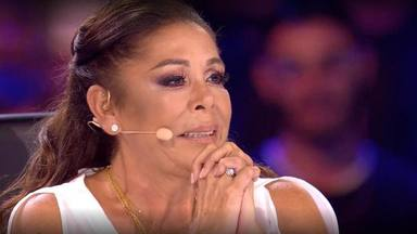 El momento más delicado de Isabel Pantoja como jurado de 'Idol Kids' al recordar a Paquirri