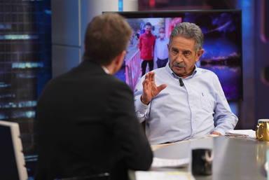 El recadito de Revilla a Pablo Motos por destapar una conversación privada en El Hormiguero