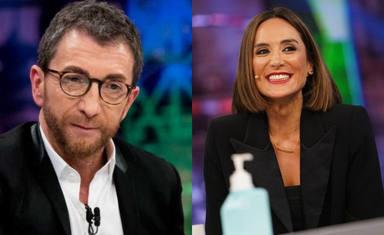 Pablo Motos, muy sorprendido al conocer el error más grave que cometió Tamara Falcó: ¿un delito?