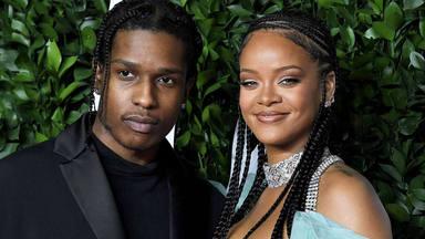 A$AP Rocky le dedica unas románticas palabras a Rihanna tras confirmar su noviazgo