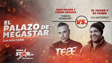¡IImparables! Juan Magán y Cuban Deejays derrotan a su rival y se coronan por séptima vez con 'Fiesta Forever'