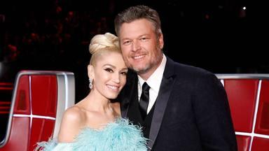 Gwen Stefani y Blake Shelton se casan en secreto y comparten las primeras imágenes