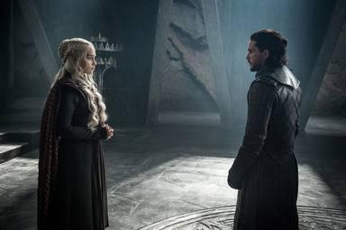 Dany y Jon