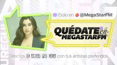 #QuédateEnMegastarFM: La estrella internacional Lauren Jauregui se muestra en su faceta más divertida
