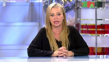 La metedura de pata de Anabel Pantoja que podría poner en riesgo su continuidad en Sálvame