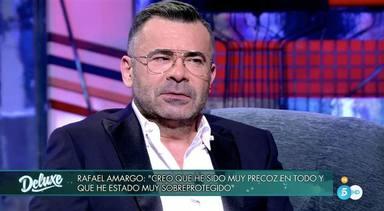 Jorge Javier Vázquez en Domingo Deluxe