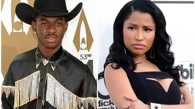 ¡Vaya bombazo! El temazo de Lil Nas X que le envío a Nicki Minaj para colaborar juntos y ella rechazó