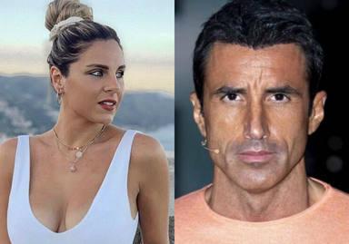 El detalle del beso entre Hugo Sierra e Ivana Icardi en 'Supervivientes' que muchos han pasado por alto