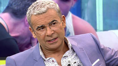 Jorge Javier Vázquez señala a los dos colaboradores por lo que tuvo que abandonar 'Sálvame'