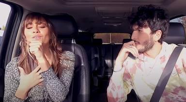 Aitana y Sebastián Yatra