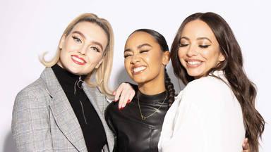 Little Mix podría regresar este viernes acompañadas de otros tres galanes de la electrónica
