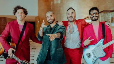 "La banda mexicana Reik presenta su nuevo sencillo ""Perfecta"" junto con Maluma"
