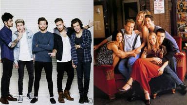El guiño de One Direction a 'Friends' en este videoclip que pasó desapercibido hace 8 años