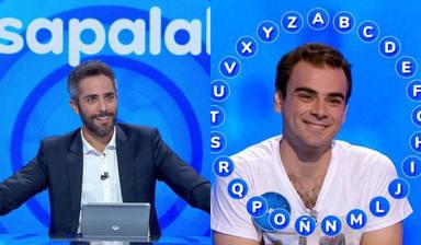 Roberto Leal responde a la exagerada reacción de un concursante de 'Pasapalabra' al fallar una pregunta