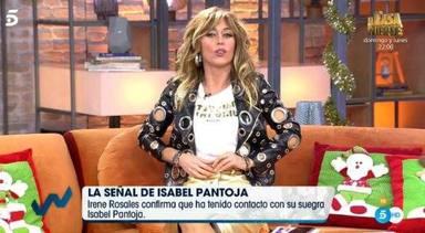Emma García, en apuros por un problema con su falda en pleno directo: No se puede...