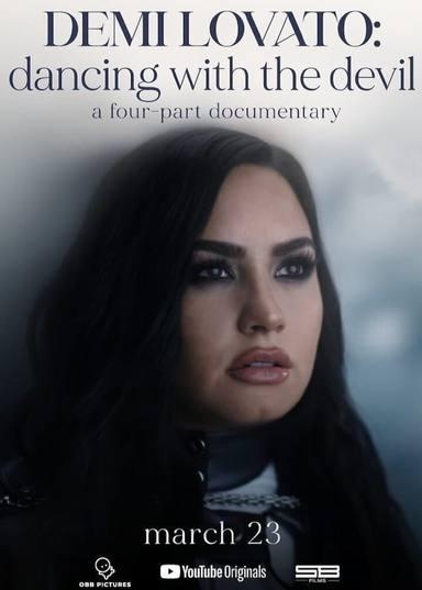 """Demi Lovato presenta uno de sus singles más personales, """"Dancing With The Evil"""""""