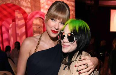 Billie Eilish es muy fan de Taylor Swift desde que tenía seis años